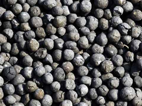 تولید آهن اسفنجی به روش Rotary Kiln, Coal based