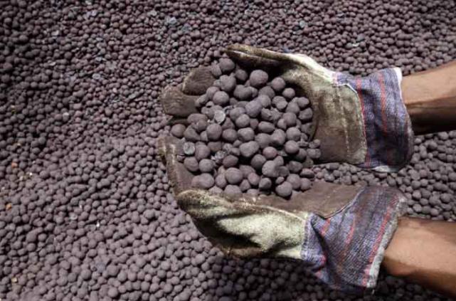 بررسی ویژگی های سنگ آهن دانه بندی شده و کاربرد آن